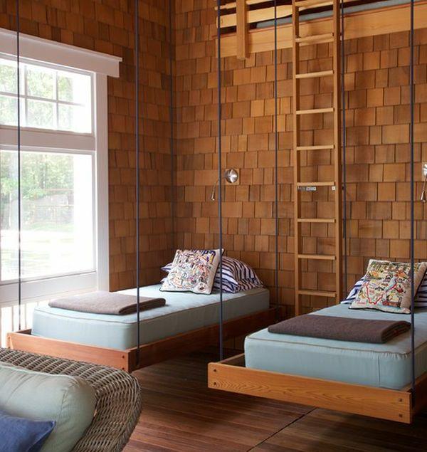 Boi Deco Mur Chambre à Coucher Pour Deux Enfant Ado