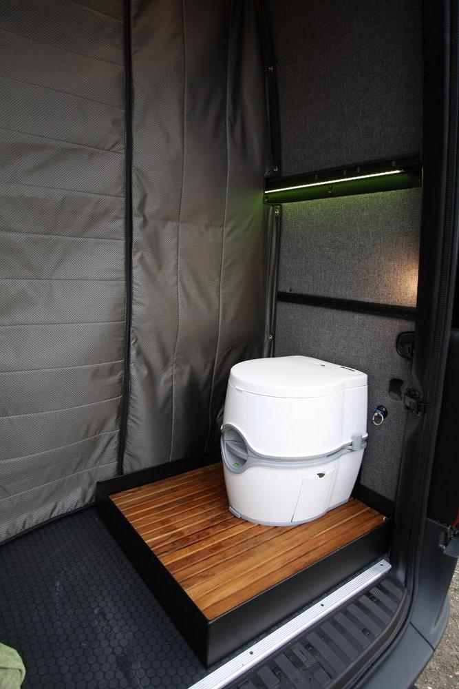 07 Sprinter Van Removable Shower Pan Passenger Side 144 Shower Pan Sprinter Van Sprinter
