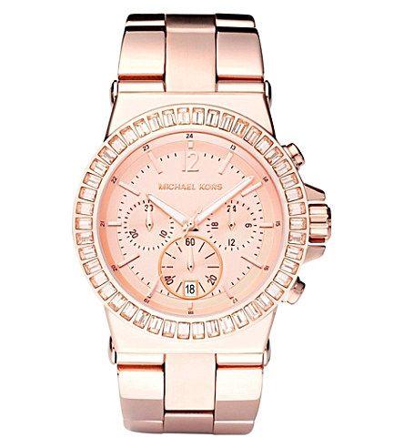 d6f72879f94e Algunos de los relojes que me gustan a mí personalmente son estos  Festina  el llamado   en oro rosa