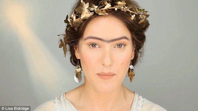 Makeup Guru Recreates The Best And Worst Beauty Looks From History Greek Makeup Greek Hair Glamorous Makeup