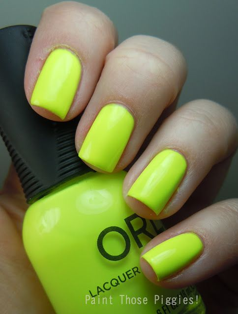 Paint Those Piggies!: Orly Glowstick | Makeup | Pinterest