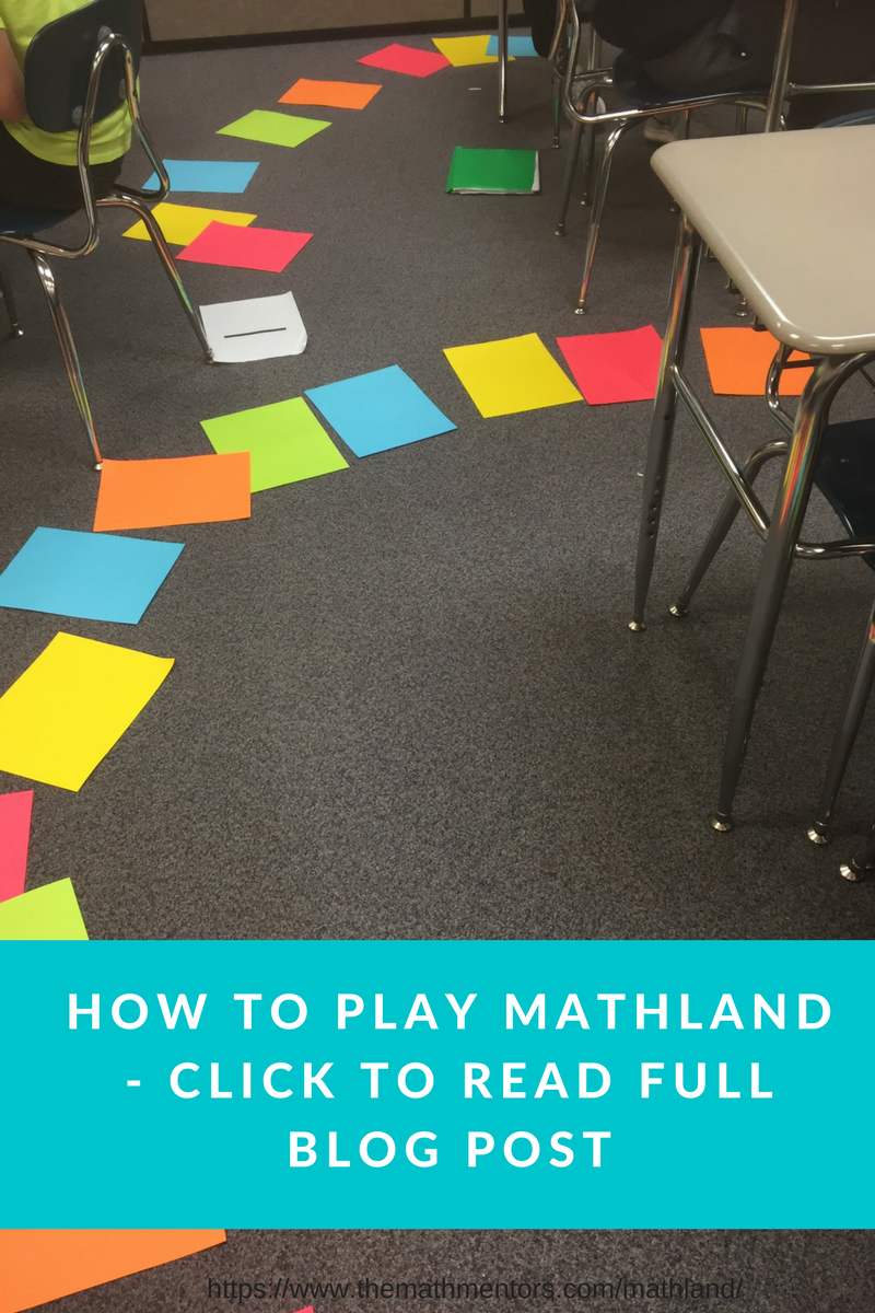 Worksheets Mathland Worksheets how to play math land a full size board game click read full