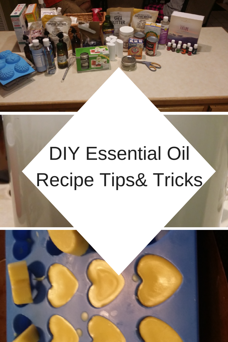 Learn a few tips & tricks to save you time with common DIY essential oil recipes for beauty products and other home products.