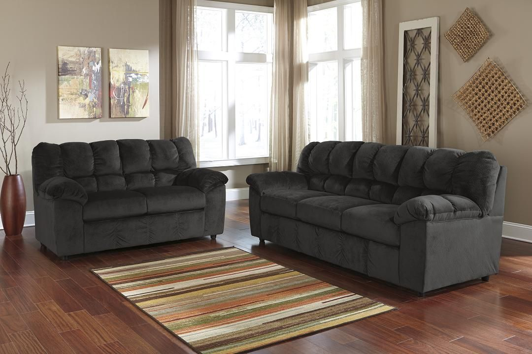 Ashley Furniture s Julson Living Room Group With the fort