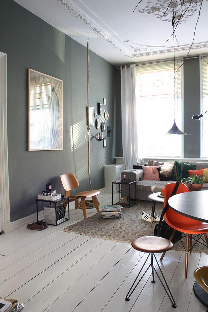 News du JOUR LiebLinks KW 2 Schöne wohnungen, Holland und Dunkel - schlafzimmer dunkle farben