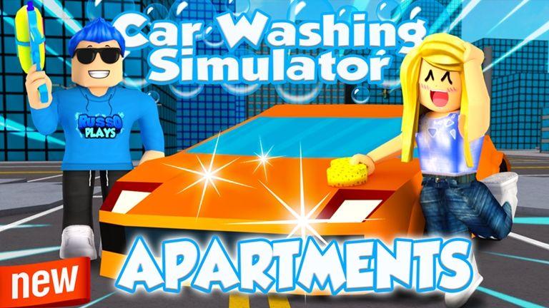 Car Washing Simulator Roblox Roblox, Car wash, Generation