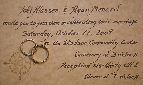 Wedding Invitation Wording Ideas – Wedding Invite Ideas Wording