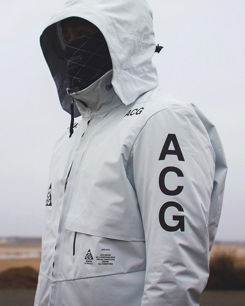 Nike ACG GORE TEX Men's Jacket.