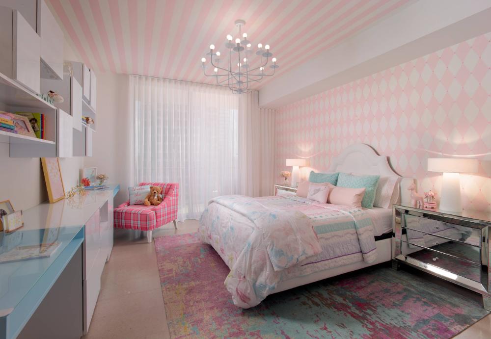 Brickell Residence Contemporary Miami By Sire Design