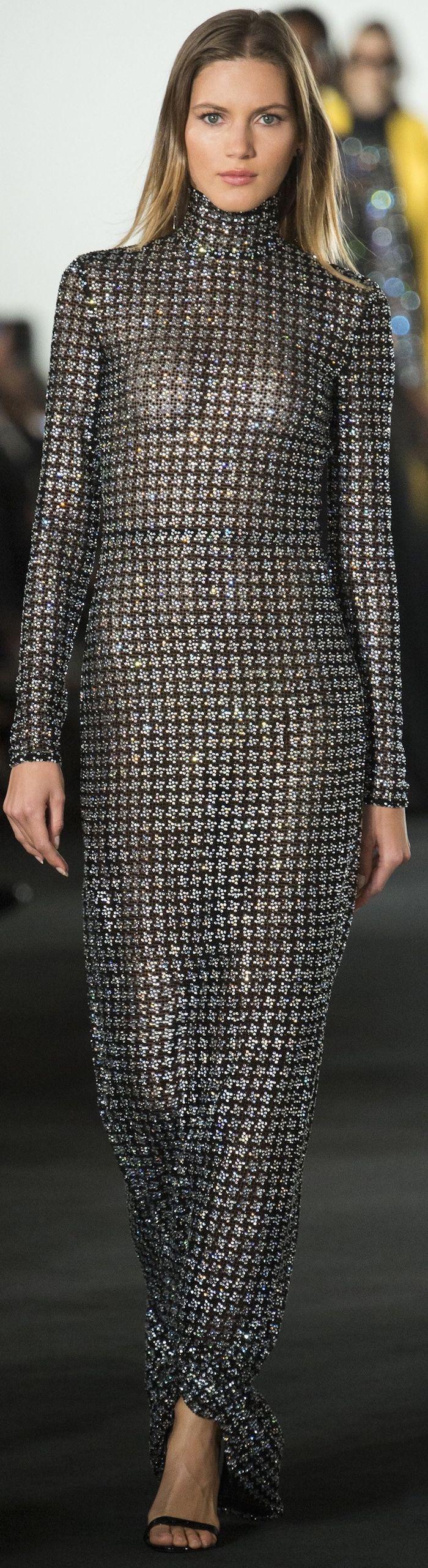 Ralph Lauren Fall 2017 | Modestil, Modische kleider ...