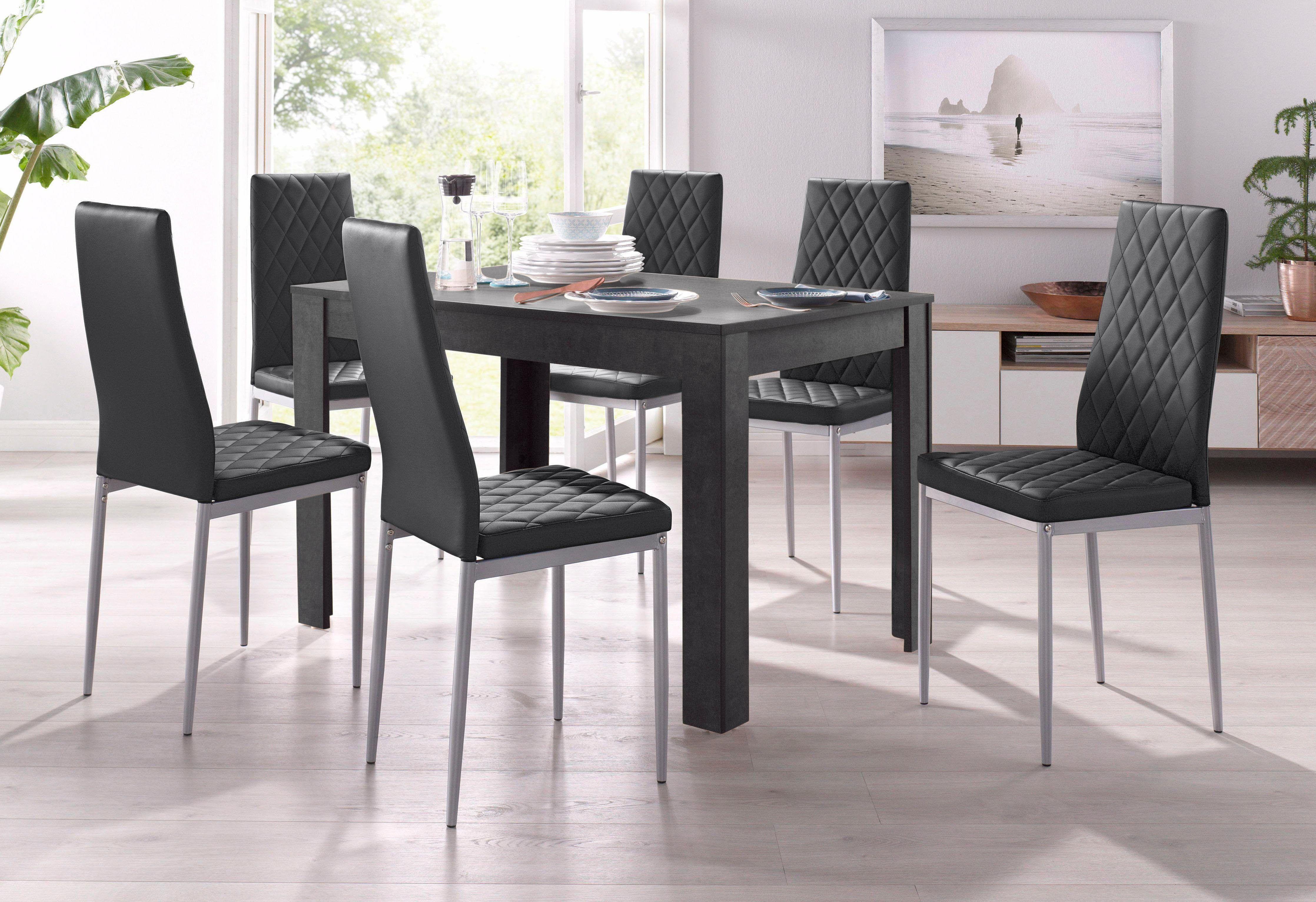 Runder Kuchentisch Und Stuhle Fur Moderne Hauser Kuche Table