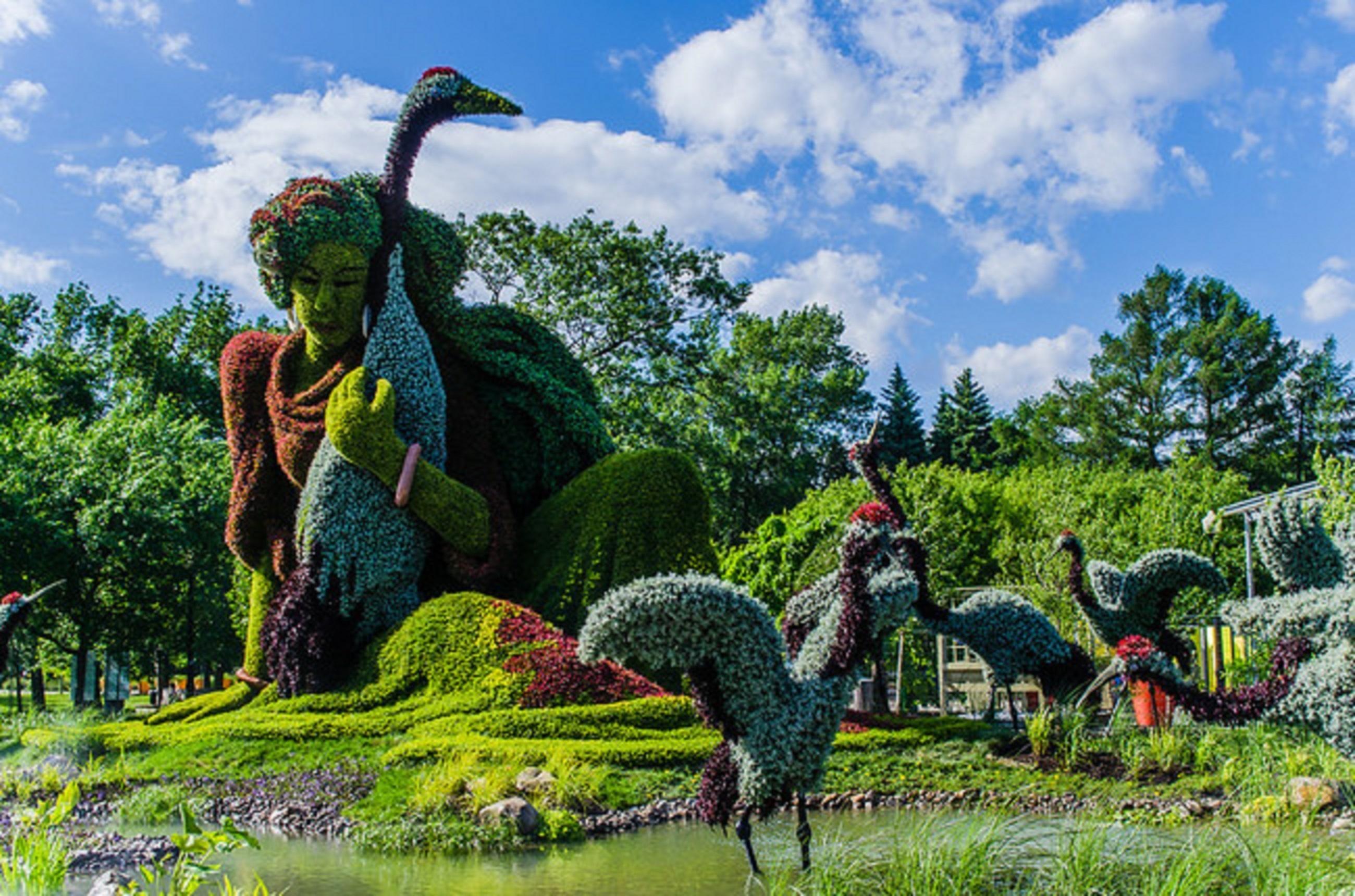 3e432d281782e020895d0a78931f71d7 - How Big Is The Botanical Gardens