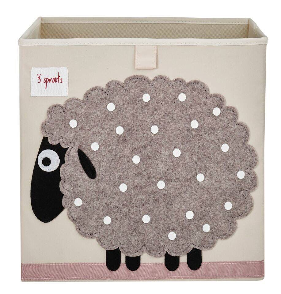 3 Sprouts Sheep Storage Box Www 3sprouts