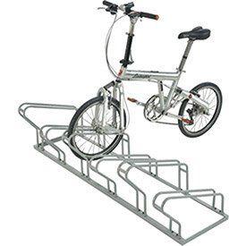 Kd Bike Rack Single Sided Version 6 Bike Capacity Durable Weather Resistant Steel Construction Ideal For Outdoor Applicationshol Bike Rack Bike Bike Storage