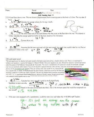 Chemistry Worksheet Matter 1 Answers Pre Ap Chemistry