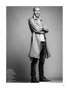 Vogue España January 2015 : Sigrid Agren by Cuneyt Akeroglu - Page ...