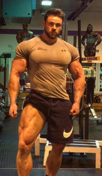 bodybuilder Jack parker