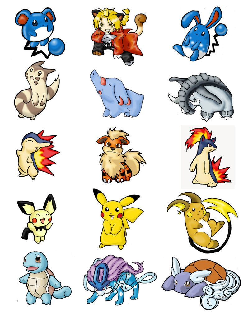 hight resolution of pokemon clipart google search