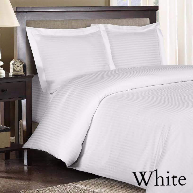 King Queen Calking Duvet and Shams Hotel 100/% Cotton Duvet Cover Set Full