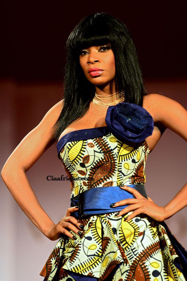 Vlisco Fashion Show Cotonou Grace Wallace Ankara Print Fabric Styles Pinterest Ankara