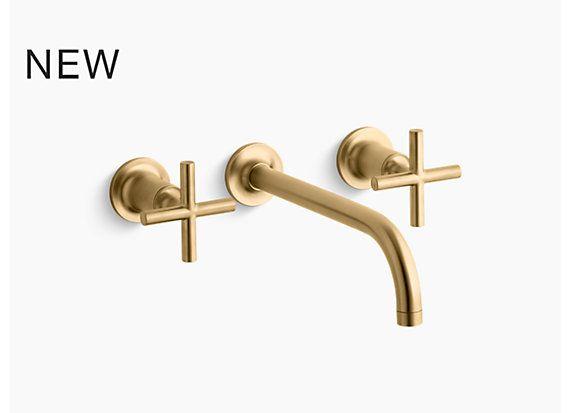 Vibrant French Gold Polished Br Moderne Brushed Oil Rubbed Bronze Bathroom Sink Faucets Kohler More