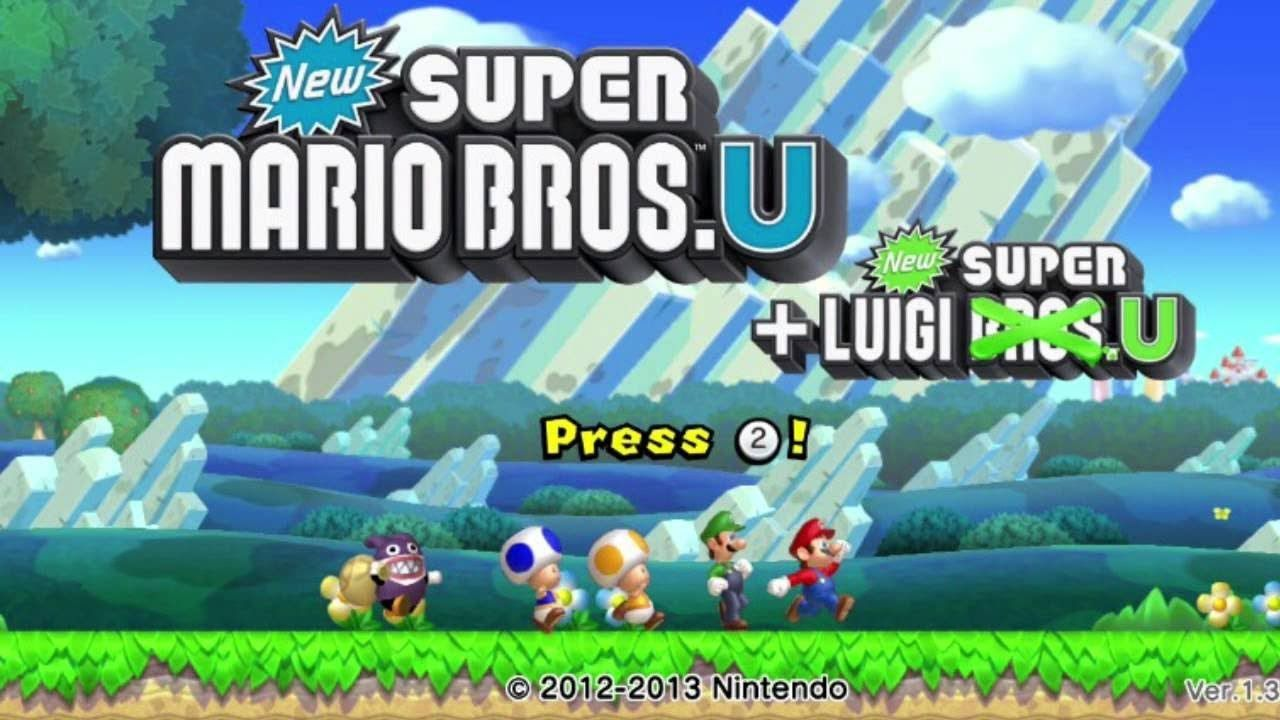 Tutorial Como Descargar New Super Mario Bros U And Luigi U Wiiu Para Pc Mario Bros Super Mario Bros Super Mario