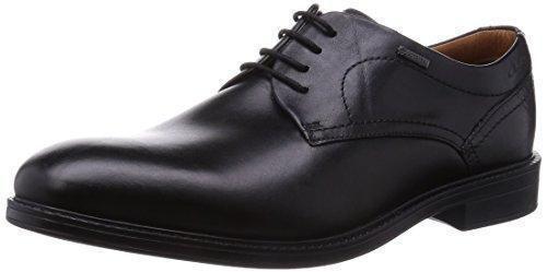 Clarks Chart Walk - Zapatos de Cordones de cuero hombre Zapatos rosas Vans SK8-Hi para mujer Zapatos marrones Djinn´s para hombre Zapatos rosas Nike SB para mujer VVBu1