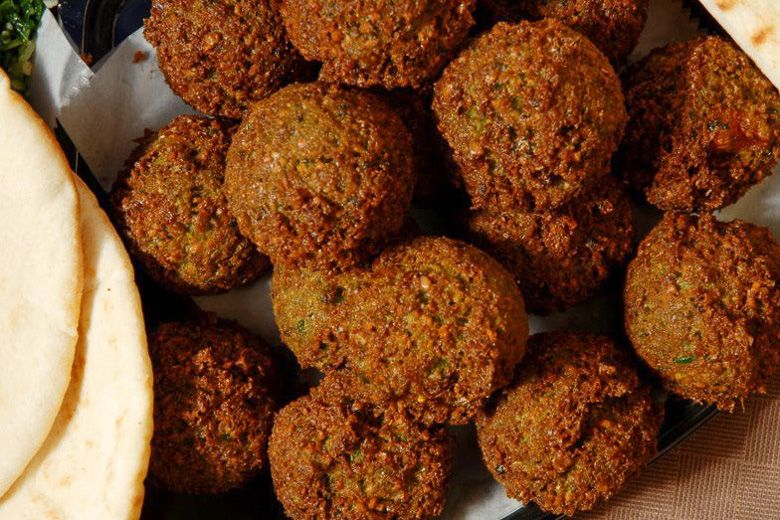 Mamoun S Falafel Falafel Food Nyc Food