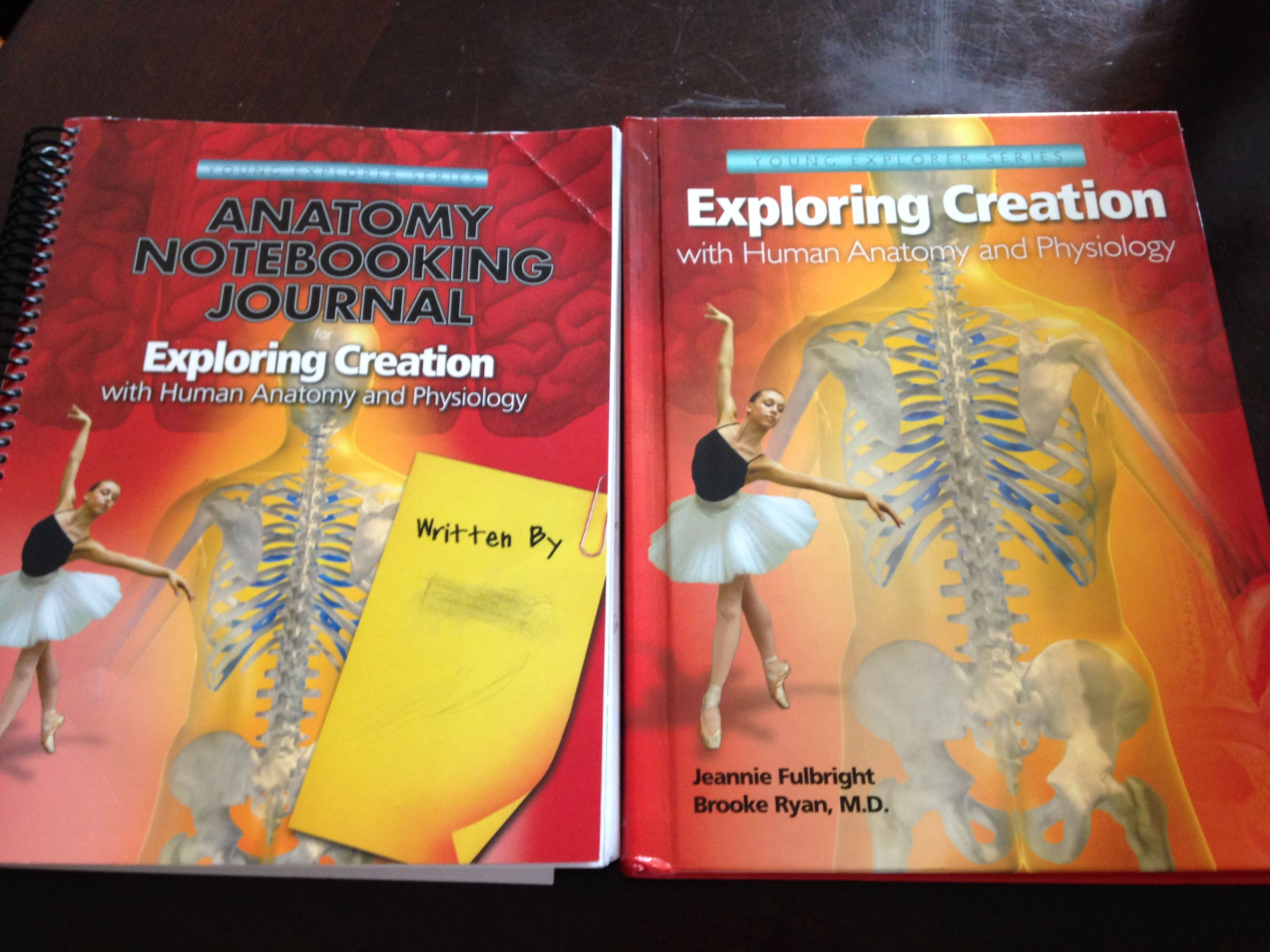 Apologia Exploring Creation with Human Anatomy and Physiology ...