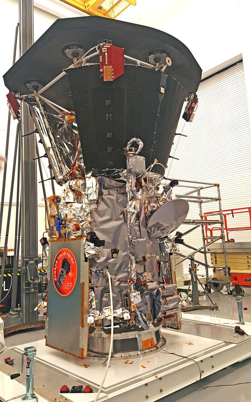 In Photos NASA's Parker Solar Probe undergoing tests in