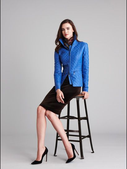 Worth Winter 2013 Look 30 by Worth