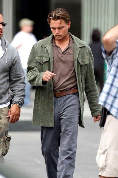 Leonardo DiCaprio Classic Jeans