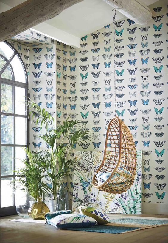 butterfly wallpaper daydream