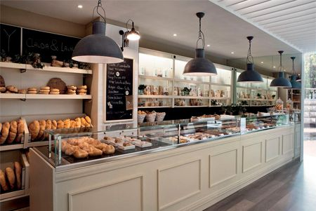 Sweet Display Counter With Images Bakery Shop Design Modern