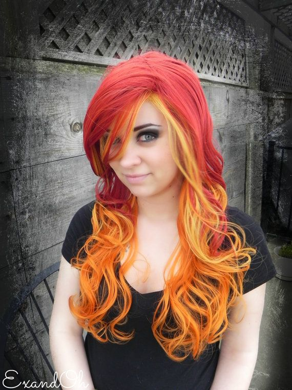10 Gorgeous Rainbow Hairstyles – Hair Color Trends 2019 ...
