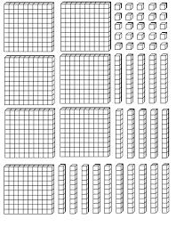 Imagen relacionada | Bloques multibase, Matematicas tercer
