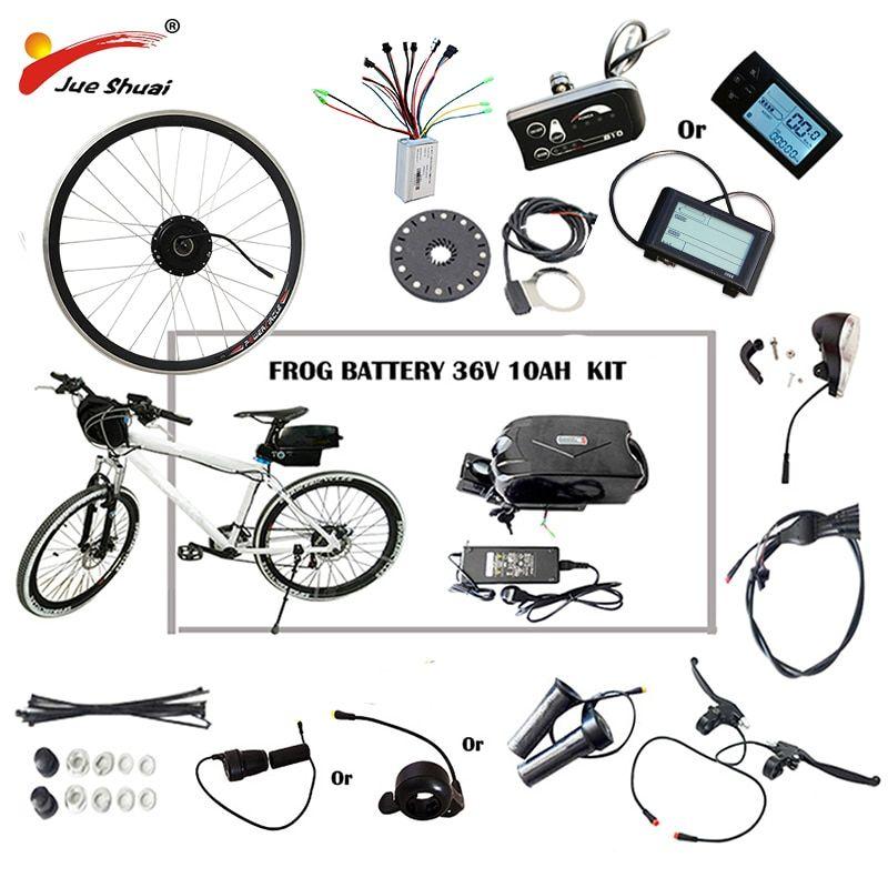 36 V 350 W Ebike Kit Velo Electrique Conversion Kit Moteur Mxus