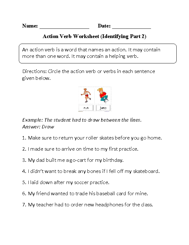 Transitive or Intransitive Action Verbs Worksheet – Transitive and Intransitive Verbs Worksheet