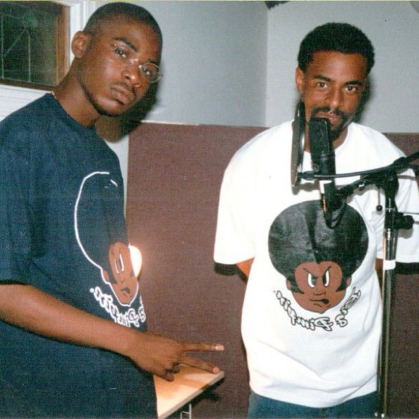 The Cuttyu0027s MAC DRE U0026 MAC MALL Back In The Day.... Repping