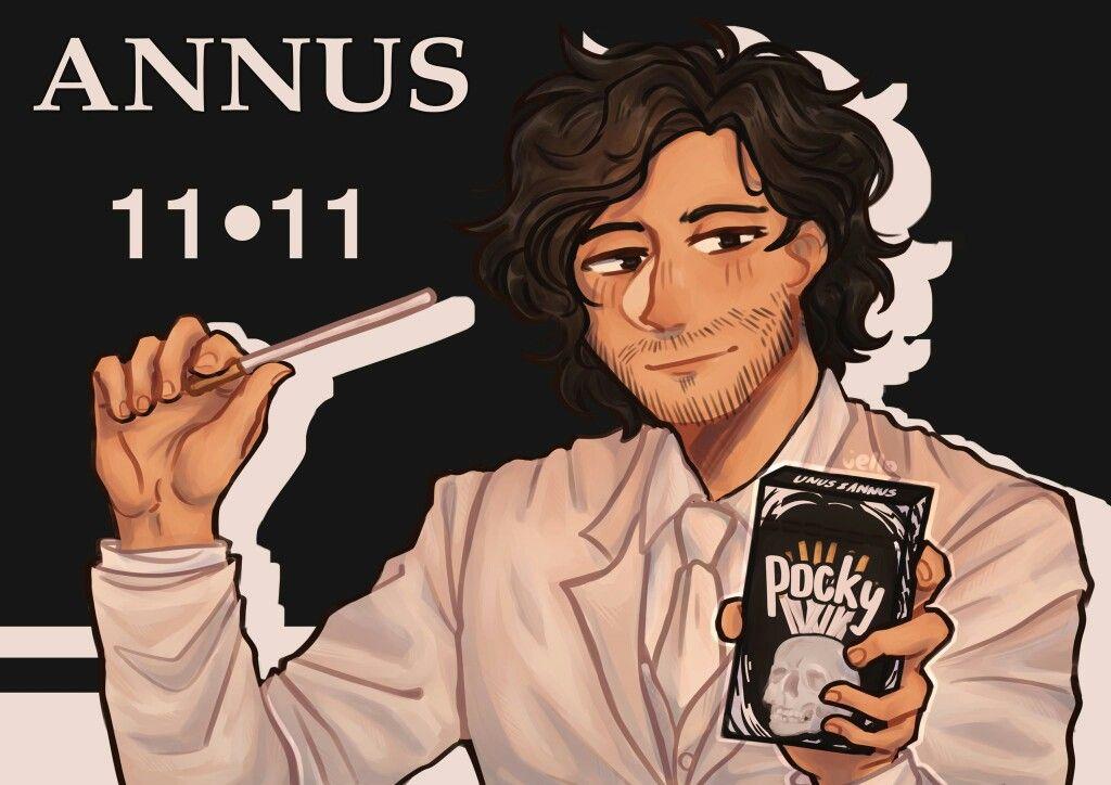 Annus PockyDay // @jellogumdrops