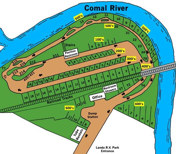 Landa Rv Campground Camping Locations Rv Campgrounds Rv Parks