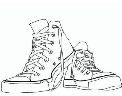 Jordan Schuhe Ausmalbilder ausmalbilder kostenlos dirigent