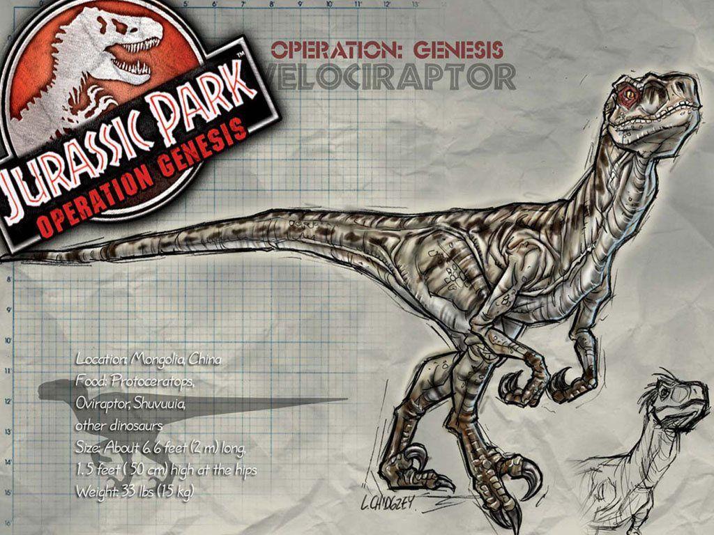 Jurassic Park: Operation Genesis | dino | Pinterest | Jurasico, Modo ...