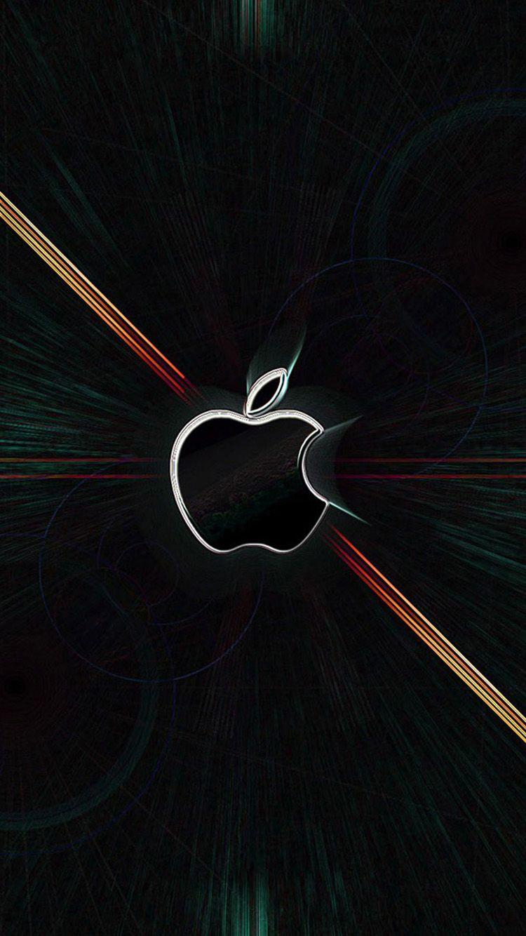 Iphone 6 Logo Bing Images Apple Logosu Elma Duvar Kagidi Iphone