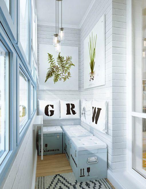 Cómo cerrar la terraza y crear una zona de comer   Dormitorios niños ...