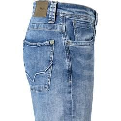 Pepe Jeans Jeans Herren, Baumwoll-Stretch, blau Pepe Jeans