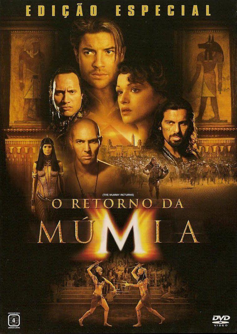 O Retorno Da Mumia A Mumia Filmes De Aventura A Mumia Filme