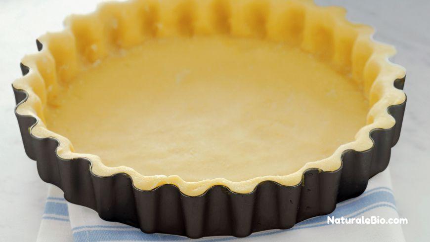 Pasta frolla all'olio senza glutine - Ricette - Fornelli ...