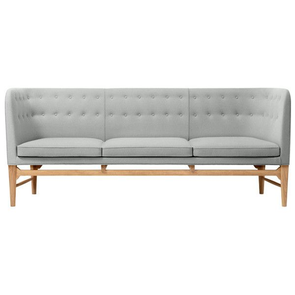 Mayor Sofa ($1,090) ❤ Liked On Polyvore Featuring Home, Furniture, Sofas And