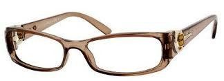62c4a121dd9d New Gucci 3143 DYT Transparent Brown Frame with Demo Lens 54mm Eyeglasses  by Gucci. $159.95. Gucci